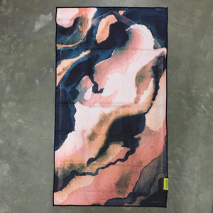 Travel Series: Pink Lakes Travel Mat