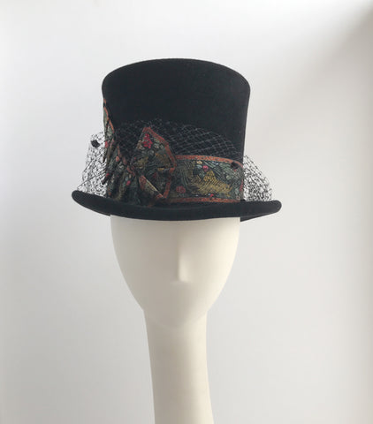 Straw Pharrell Hat with Bow