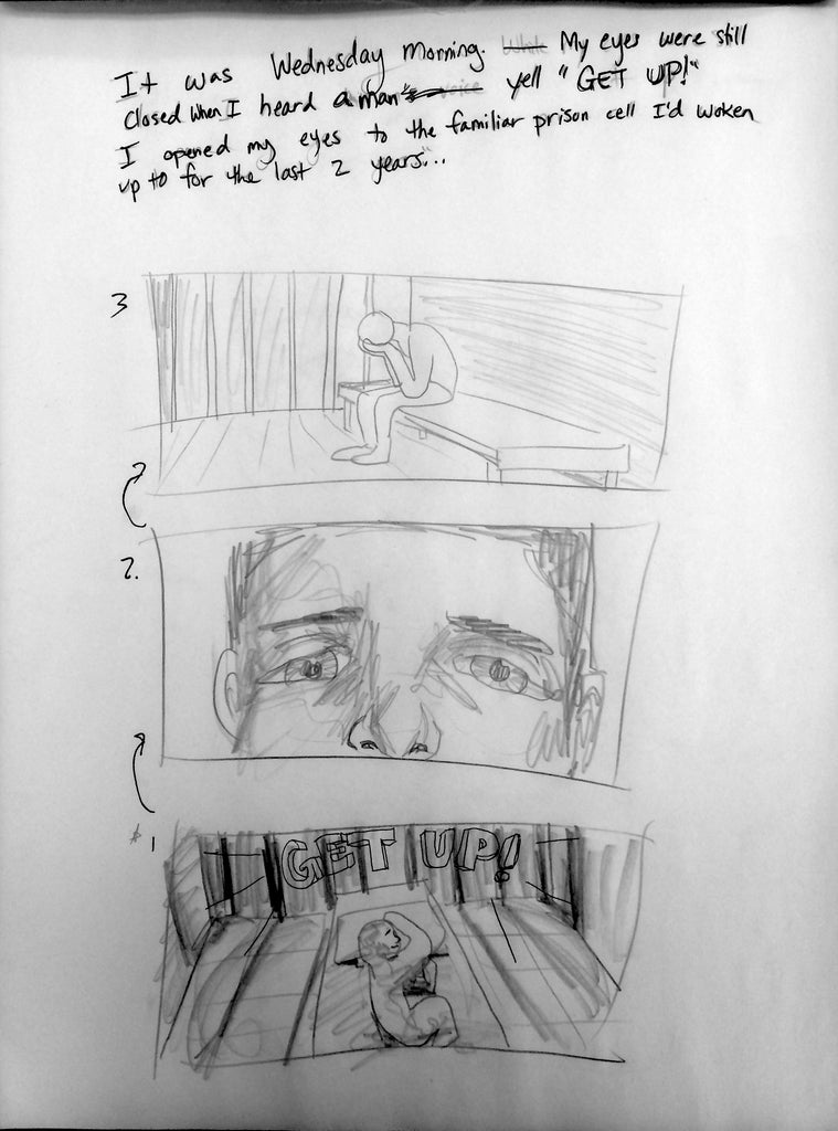 Writing and illustrating a short story - part 3 storyboarding your illustrations