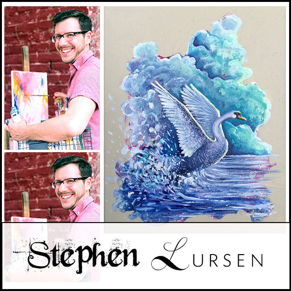 Stephen Lursen teaching at Ever After 2017