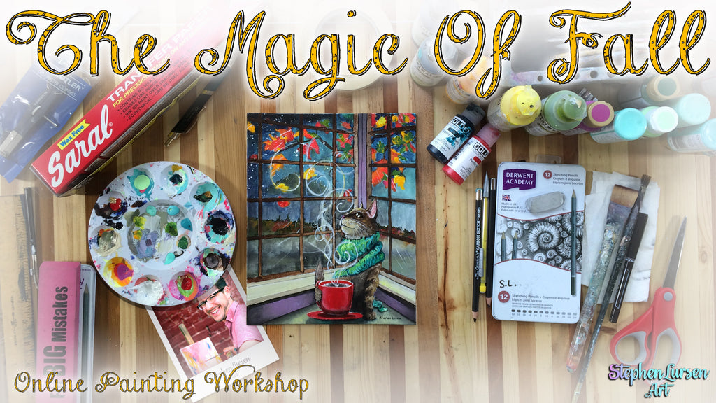 The Magic of Fall Online Workshop
