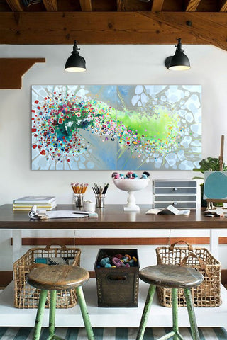 Abundance Original Painting by Stephen Lursen