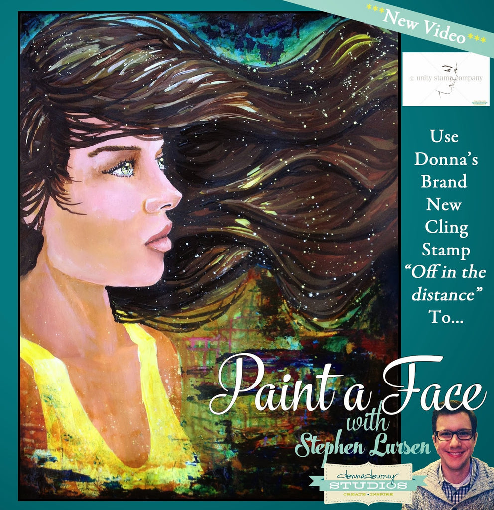 """Painting the face I"" Online Workshop"