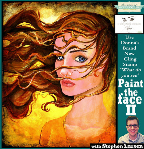 Painting the face II - Online Workshop