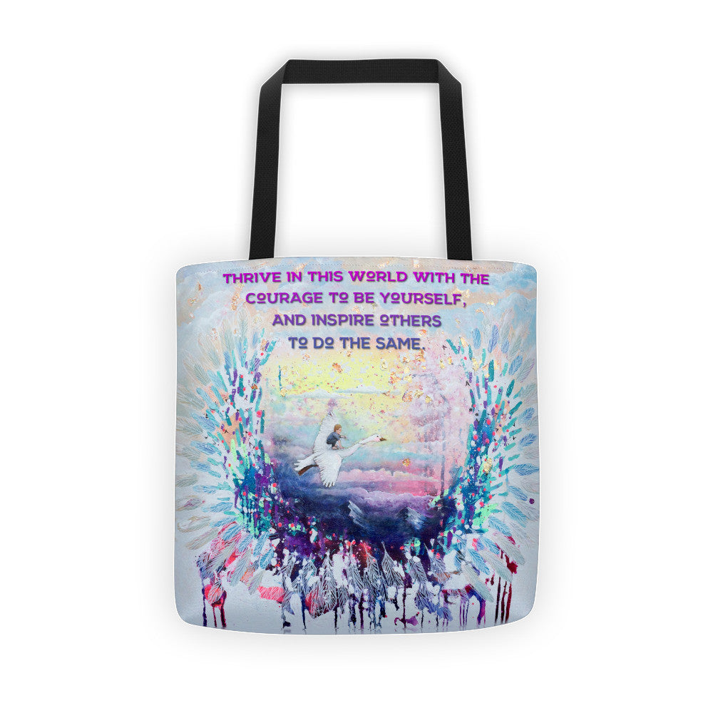 Thrive - Art Tote Bag