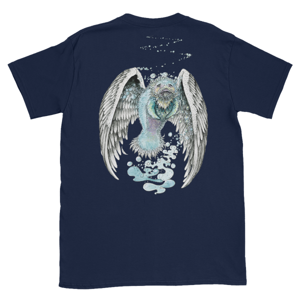 Unisex T-Shirt - My spirit animal is a water bending, fly, manatee angel