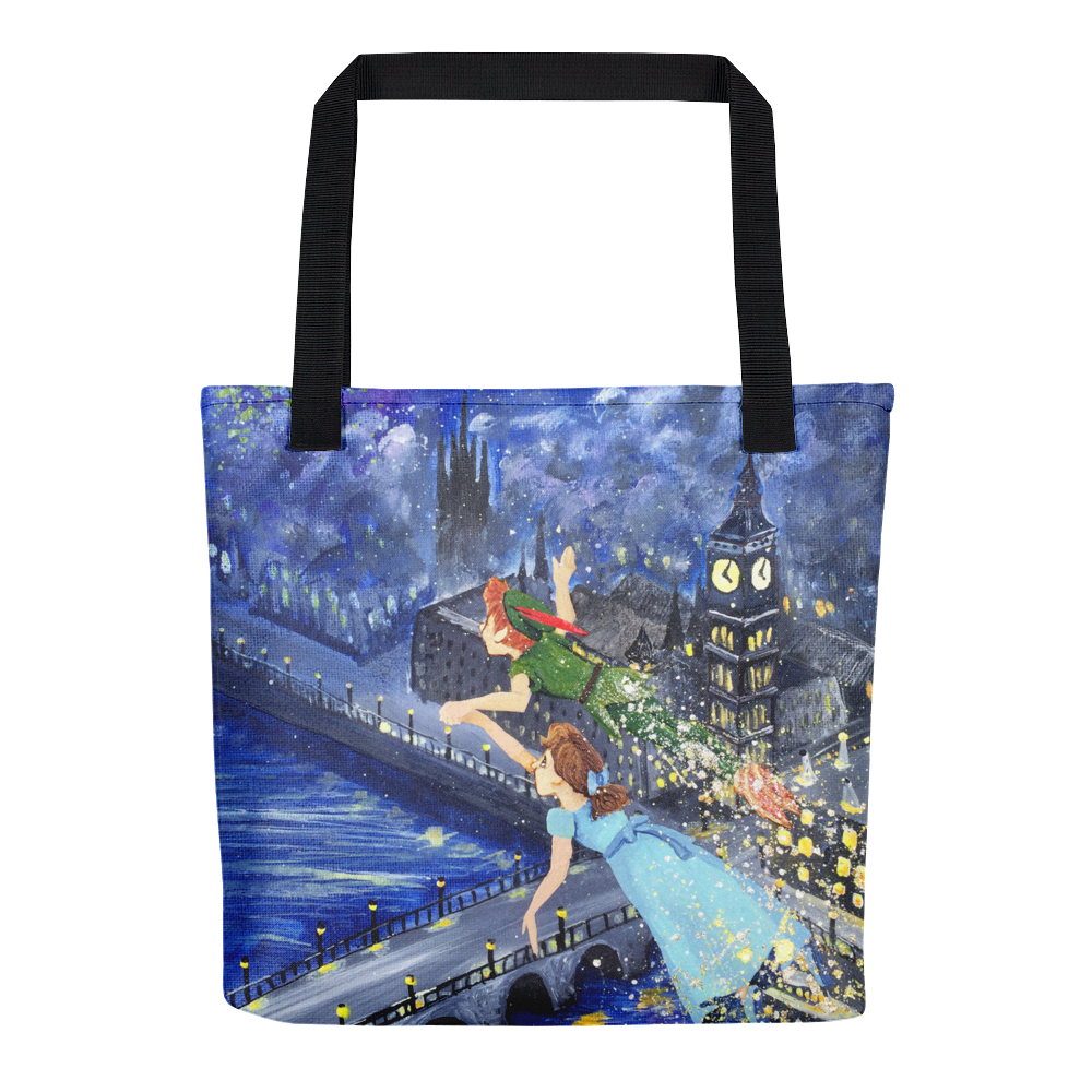 Tote bag - Peter Pan and Wendy
