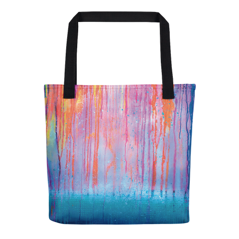 Tote bag - Tropical Rains