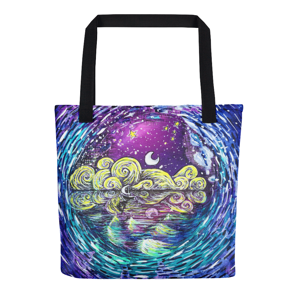Tote bag - A Night Of Adventure