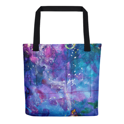 Tote bag - Starry Eyed