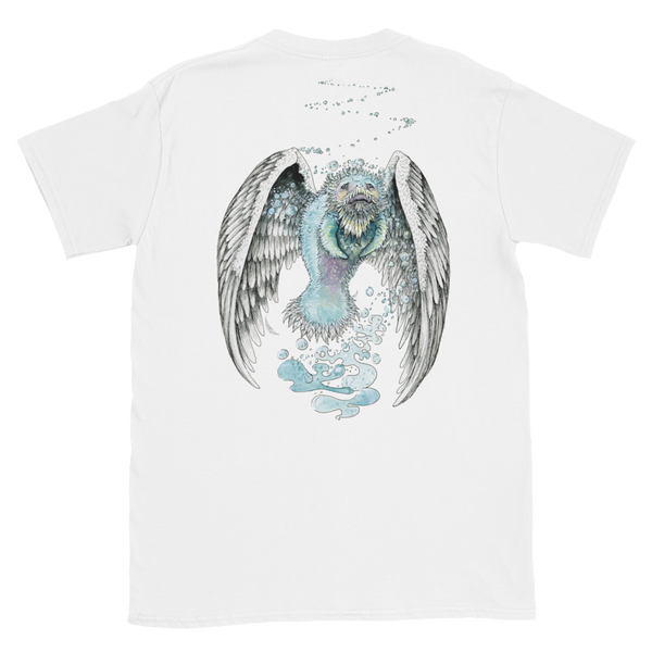 Unisex T-Shirt - My Spirit Animal is a water bending, flying, manatee angel