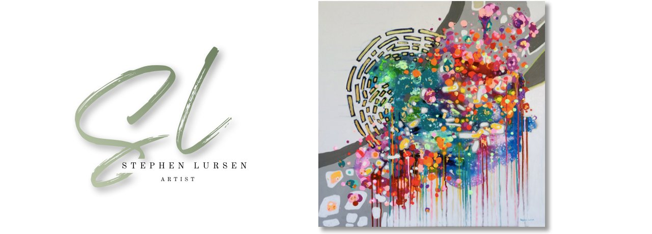 new work from 2017 by Stephen Lursen