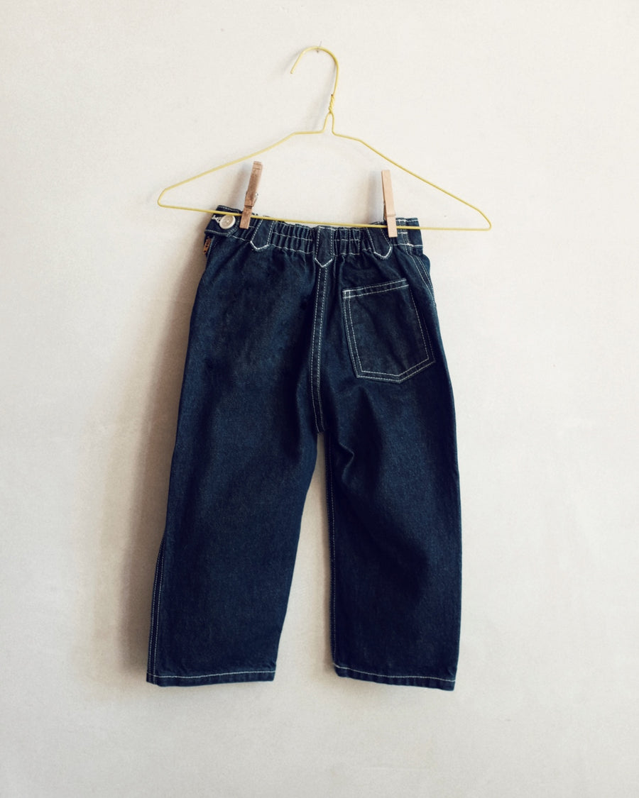 Toddler/Kids Sailor Jeans