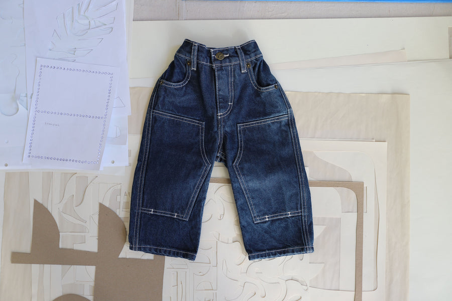Toddler Utility Jeans