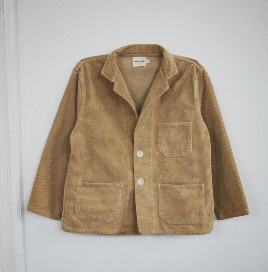 Adult Utility Jacket In Wide Corduroy
