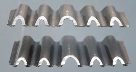 "3/8"" CORRUGATED FASTENERS - Must be pulled apart"