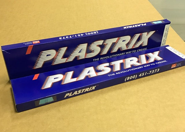 "#80 MARINE BLUE PLASTRIX 1/4""  96FT/BOX"
