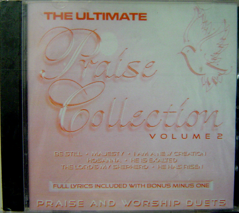 THE ULTIMATE PRAISE COLLECTION VOL. 2 - CD