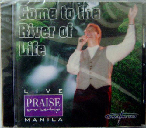 COME TO THE RIVER OF LIFE - CD