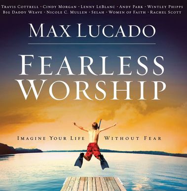 FEARLESS WORSHIP - CD