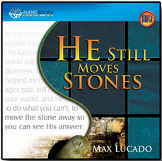 HE STILL MOVES STONES - Audiobook