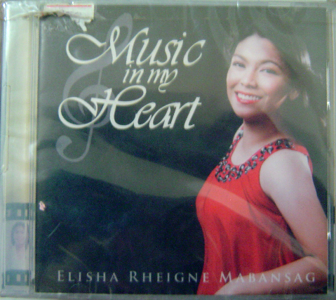 MUSIC IN MY HEART - CD