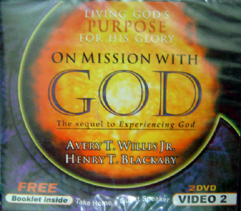 ON MISSION WITH GOD - DVD
