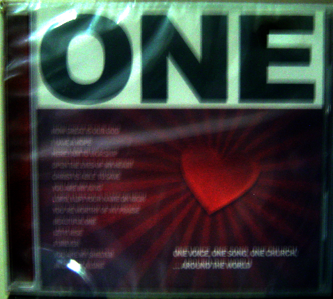 ONE - CD