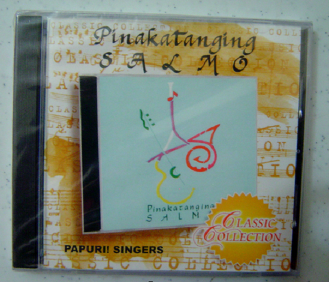PINAKATANGING SALMO : CLASSIC COLLECTION - CD