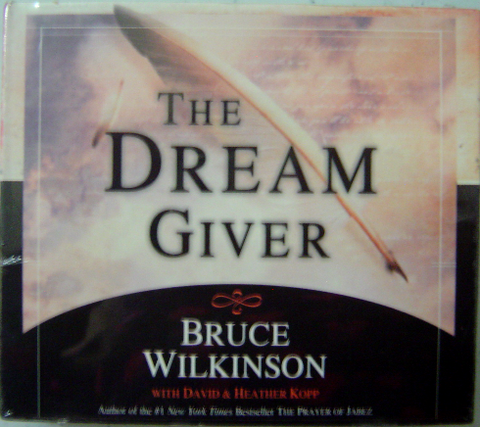 THE DREAM GIVER - Audiobook