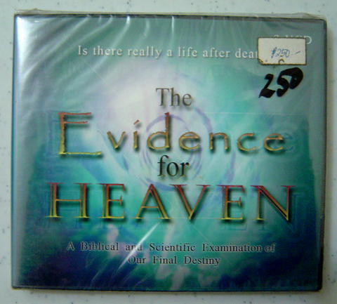 THE EVIDENCE FOR HEAVEN - VCD