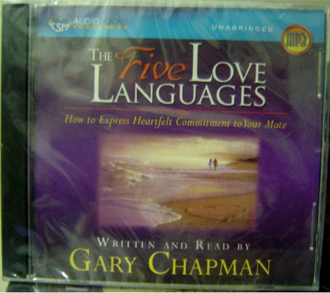 THE FIVE LOVE LANGUAGES - Audiobook