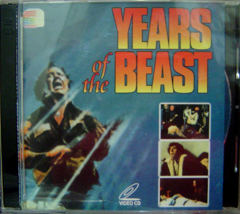YEARS OF THE BEAST - VCD
