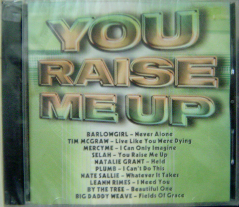 YOU RAISE ME UP - CD