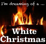 White Christmas - with Bass and Drums Only