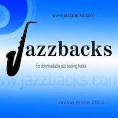 Blue Bossa - Backing Tracks