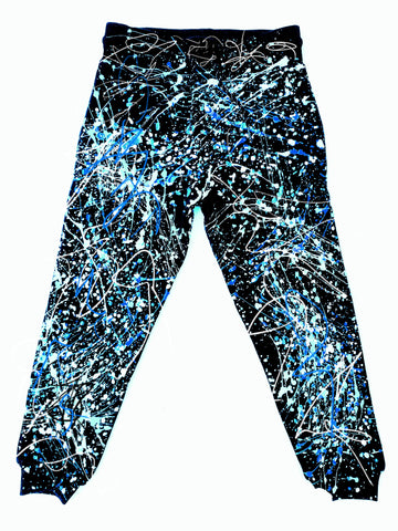SPLASH TRACKIES BLUE/WHITE