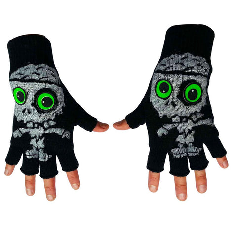COUCHUK - UV REACTIVE - ZOMBIE GLOVES - Clubwear - PLUR - Rave clothing