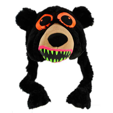 BEAR BLACK BEAST HAT