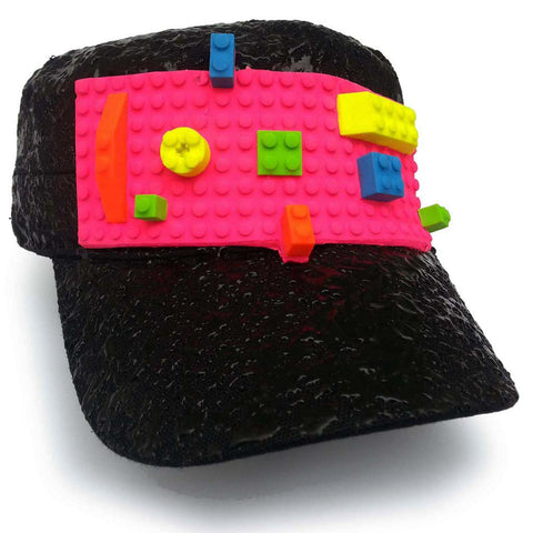 BLOCK ARMY CAP