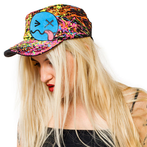 BLUE TONGUE ARMY CAP