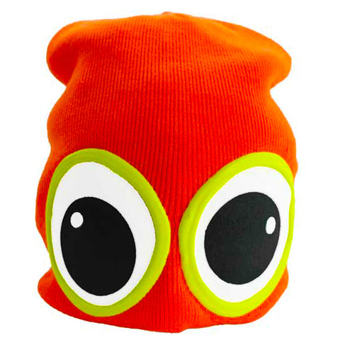 CLASSIC EYE BEANIE ORANGE