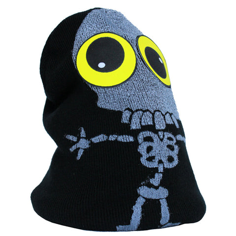 LITTLE TWISTED SKELLY BEANIE