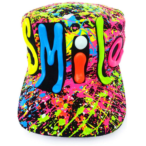 SMILE ARMY CAP