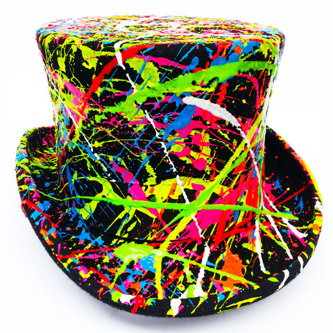 SPLAT TOP HAT
