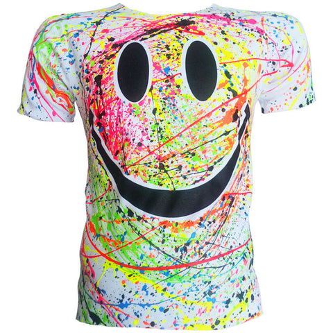GRIN T-SHIRT WHITE