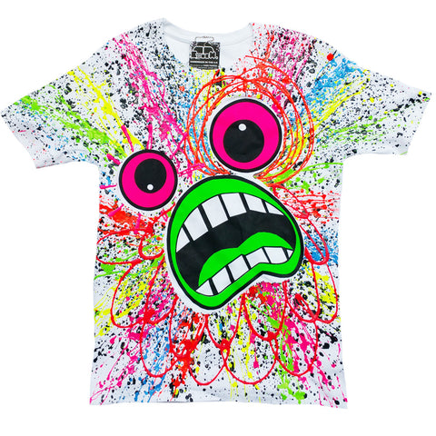 SCREAM T-SHIRT WHITE
