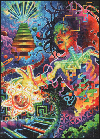 Deoxyribose by Callie Fink