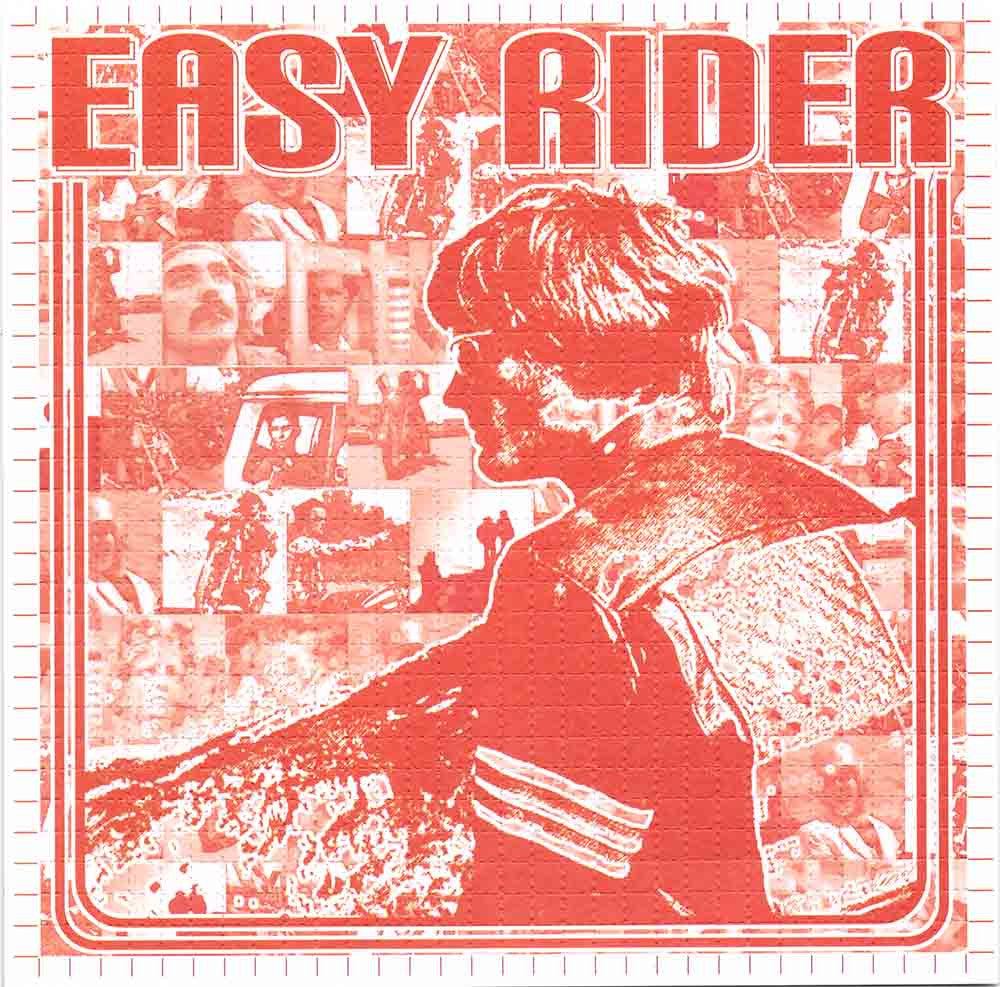 Easy Rider Red by Lomax