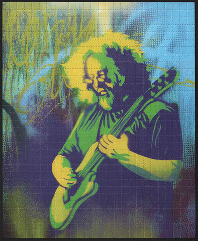 Jerry Garcia by Ryan Gardell